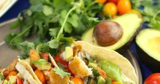 flounder tacos