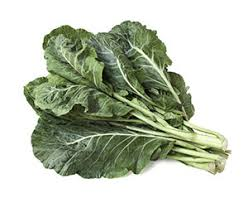 collard greens fresh