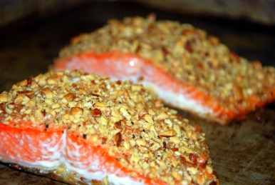 almond-crusted-salmon-after