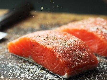 jerk salmon