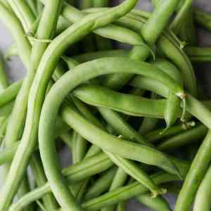 green beans fresh