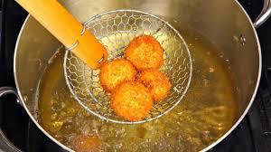 fried clam balls