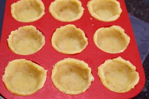 crawfish pie shells