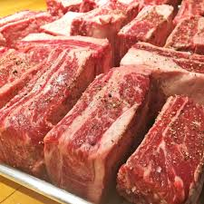short ribs package